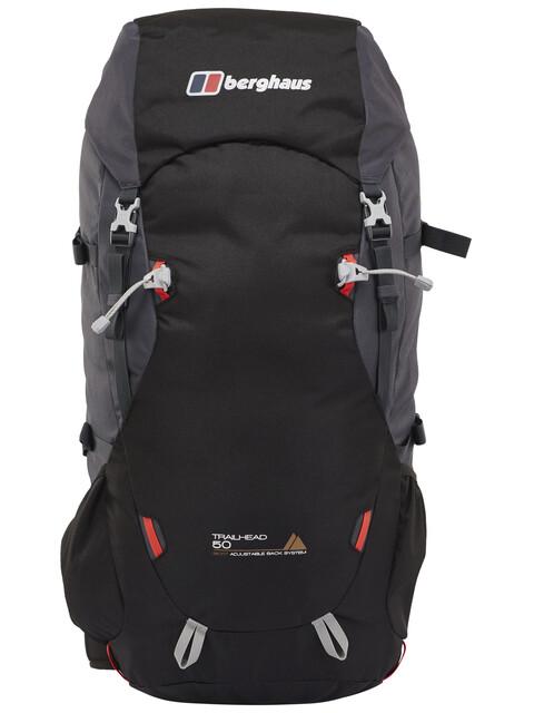 Berghaus Trailhead 50 - Sac à dos - gris/noir